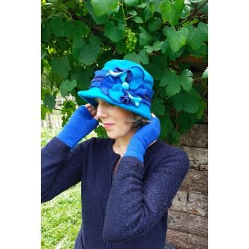 Le chapeau l'hibiscus